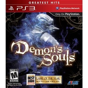 Demon's Souls - PS3 ( USADO )