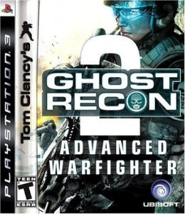 Ghost Recon Advanced Warfighter 2 - PS3 ( USADO )