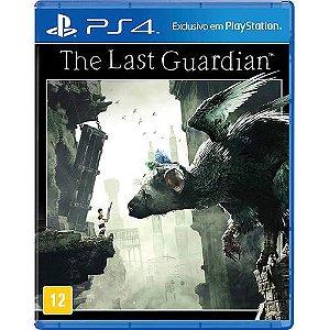 THE LAST GUARDIAN - PS4 ( USADO )