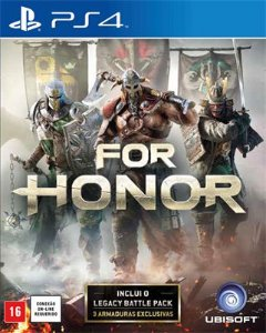 FOR HONOR - PS4 ( USADO )