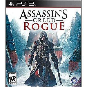 Assassins Creed Rogue - PS3 ( USADO )