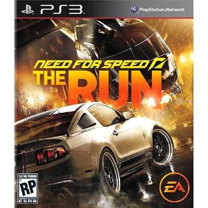 Need For Speed The Run - PS3 ( USADO )