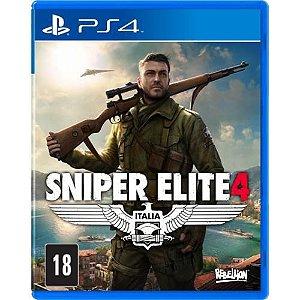 Sniper Elite 4 - Ps4 ( USADO )