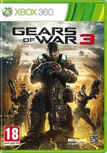 Gears Of War 3 - X360 ( USADO )