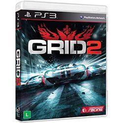 Grid 2 - PS3 ( USADO )