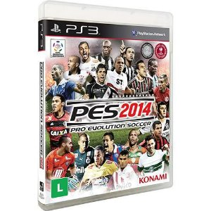 Pro Evolution Soccer 2014 - PS3 ( USADO )