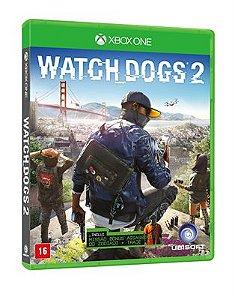 WATCH DOGS 2 - XBOX ONE ( USADO )