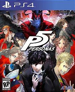 PERSONA 5 - PS4 ( USADO )