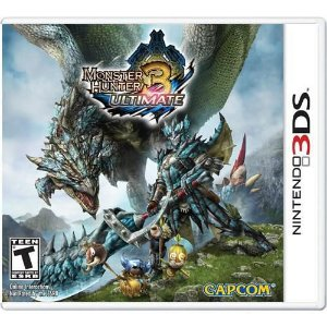 Monster Hunter 3 Ultimate - 3ds ( USADO )