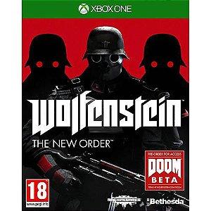 Wolfenstein: The New Order - XBOX ONE ( USADO )