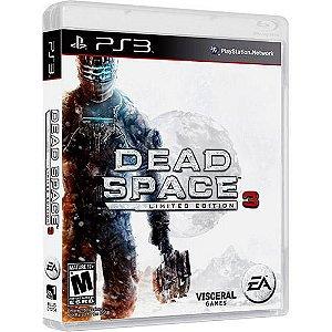 Dead Space 3 - PS3 ( USADO )