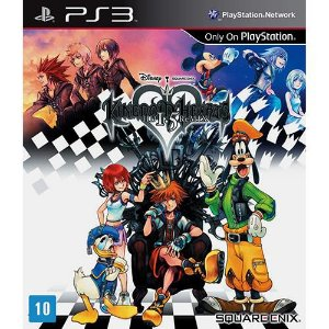 Kingdom Hearts Hd 1.5 Remix - PS3 ( USADO )