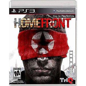 Homefront - Ps3 ( USADO )