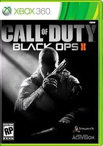 Call Of Duty: Black Ops II - Xbox 360 ( USADO )