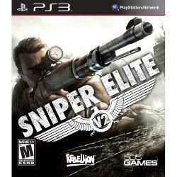 Sniper Elite V2 - Ps3 ( USADO )
