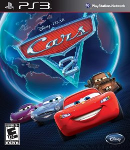 Cars 2 - PS3 ( USADO )
