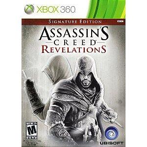 Assassins Creed: Revelations - Xbox 360 ( USADO )