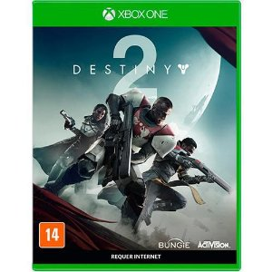 Destiny 2 - Xbox One ( NOVO )