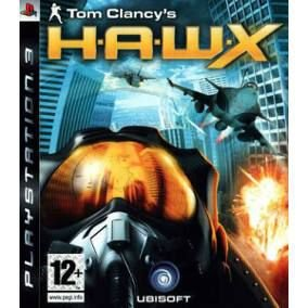 Tom clancy's hawx - Ps3 ( USADO )