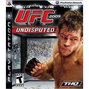 UFC 2009 - PS3 ( USADO )