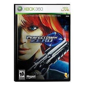 Perfect Dark Zero  Limited Collectors Edition - Xbox 360 ( USADO )