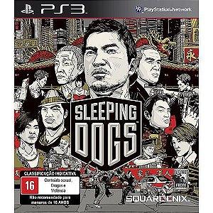 Sleeping Dogs - PS3 ( USADO )