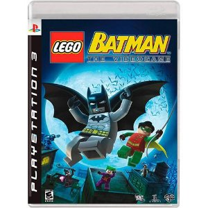 Lego Batman The Videogame - PS3 ( USADO )