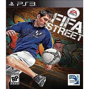 FIFA Street - PS3 ( USADO )