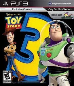 Toy Story 3 - PS3 ( USADO )