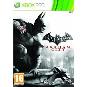 Batman Arkham City - Xbox 360 ( USADO )