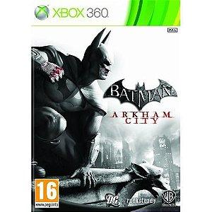 Batman Arkham City - Xbox 360 ( USADO )