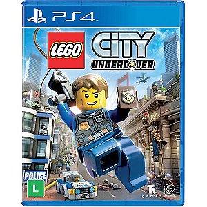 Lego City Undercover - PS4 ( USADO )