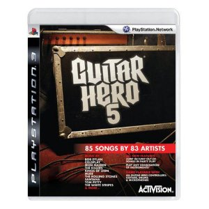 Guitar Hero 5 - Ps3 ( USADO )