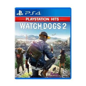 WATCH DOGS 2 - PS4 ( USADO )