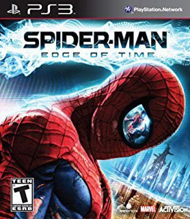 Spider man edge of time - PS3 ( USADO )