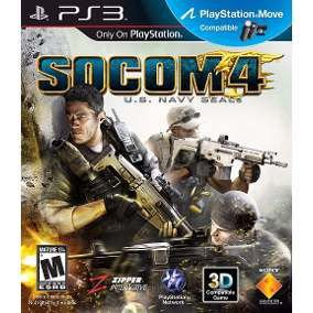 Socom 4 - PS3 ( USADO )