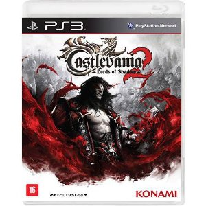 Castlevania Lords of Shadow 2 - PS3 ( USADO )