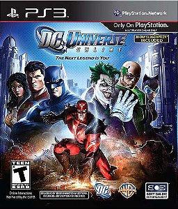DC Universe Online - PS3 ( UASDO )