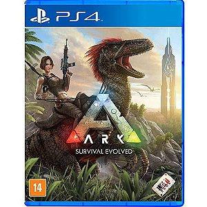 Ark Survival Evolved - PS4 ( USADO )