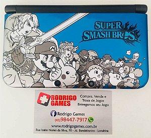 Nintendo 3DS XL Desbloqueado com Cartão de 64GB ( USADO )