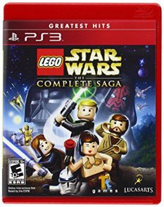 LEGO Star Wars The Complete Saga - PS3 ( USADO )