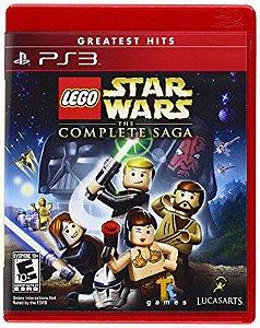 LEGO Star Wars The Complete Saga - PS3 ( USADO )