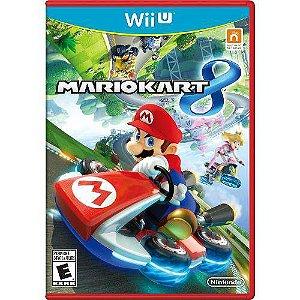 Mario Kart 8 - Wii U ( USADO )