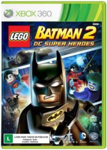 Lego Batman 2 Dc Super Heroes - Xbox 360 ( USADO )