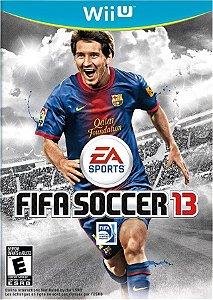 Fifa Soccer 2013 - Wii U