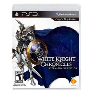 White Knight Chronicles (International Edition) - Ps3 ( USADO )