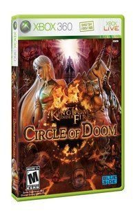 Kingdom Under Fire - Circle Of Doom - Xbox 360 ( USADO )