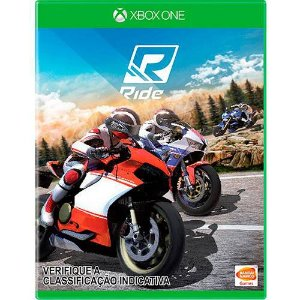 Ride - XBOX ONE ( USADO )