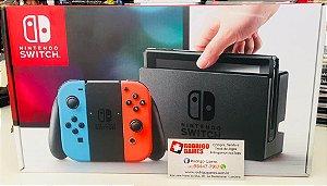 Console Nintendo Switch NEON ( USADO )