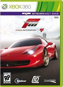 Forza Motorsport 4 - Xbox 360 ( USADO )